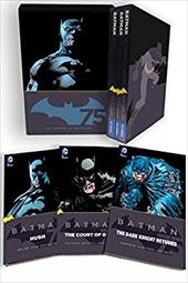 Batman 75th Anniversary Box Set 22152917