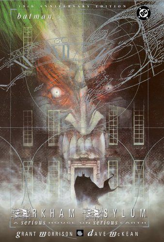 Batman: Arkham Asylum 9781401204259