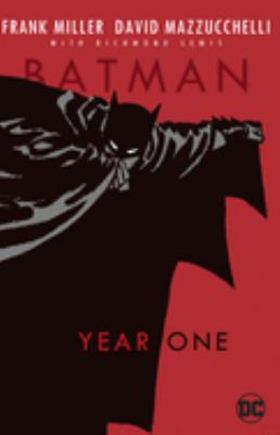 Batman: Year One 9781401207526