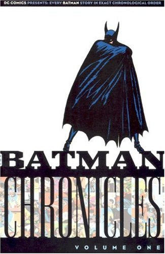 Batman Chronicles: Vol 01 9781401204457