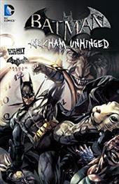 Batman: Arkham Unhinged 21212446