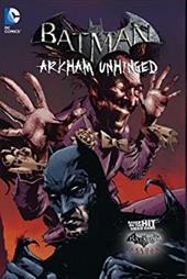 Batman: Arkham Unhinged 21212435