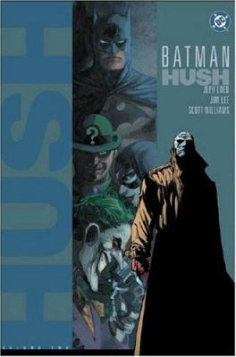 Batman Hush 9781401200923