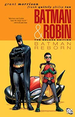 Batman & Robin: Batman Reborn 9781401225667