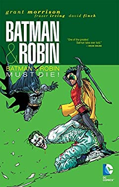 Batman & Robin Must Die! 9781401230913