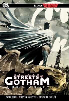 Streets of Gotham: Hush Money 9781401227210