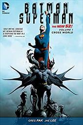 Batman Superman HC Vol 1 Cross World (The New 52) 21443727