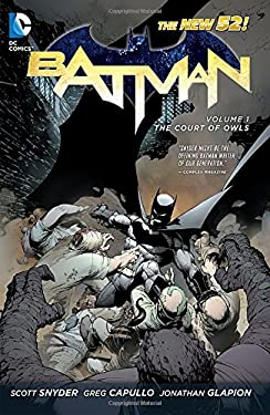 Batman Vol. 1: The Court of Owls (the New 52) 9781401235420