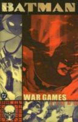 Batman War Games: ACT 2: Tides