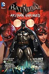 Batman: Arkham Unhinged 18127526