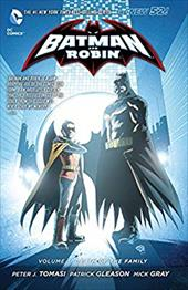 Batman and Robin, Vol. 3: Death of the Family (The New 52) 22019113