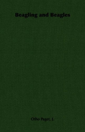 Beagling and Beagles 9781406795462
