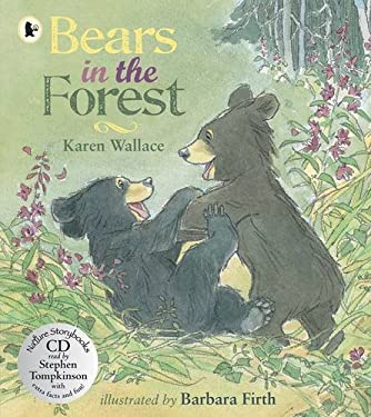 Bears in the Forest 9781406318203