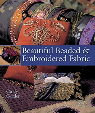 Beautiful Beaded & Embroidered Fabric 9781402724510