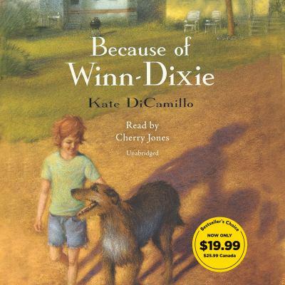 Because of Winn-Dixie 9781400091492