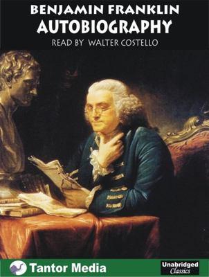 Benjamin Franklin Autobiography 9781400101689