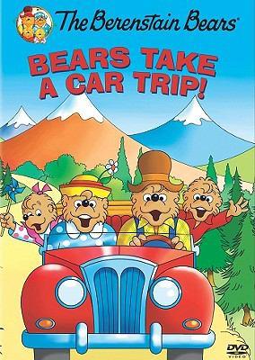 Berenstain Bears: Bears Take a Car Trip 9781404965898