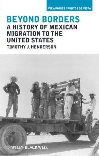 Beyond Borders: A History of Mexican Migration to the United States 9781405194303