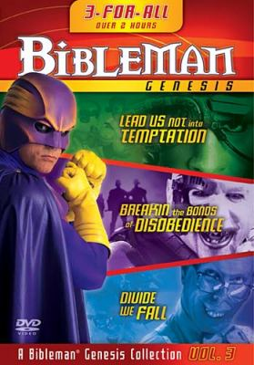 Bibleman 3 for All - Volume 3: A Classic Bibleman Collection 9781400315888
