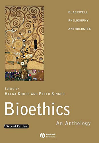 Bioethics: An Anthology 9781405129480