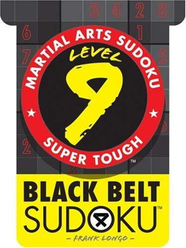 Black Belt Sudoku Level 9 9781402737619