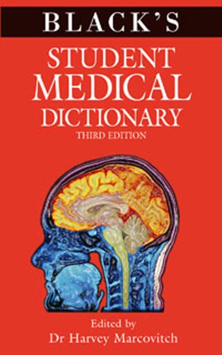 Black's Student Medical Dictionary 9781408139806