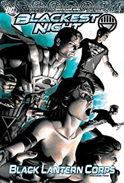 Black Lantern Corps 9781401227852