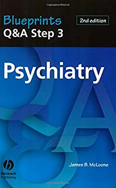 Blueprints Q&A Step 3 Psychiatry 9781405103978