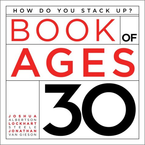 Book of Ages 30 9781400050130