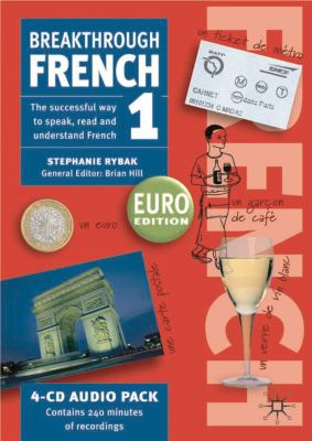 Breakthrough French 1: Euro Edition 9781403915566