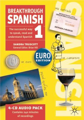 Breakthrough Spanish 1: Euro Edition 9781403915627