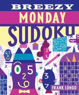 Breezy Monday Sudoku 9781402744242