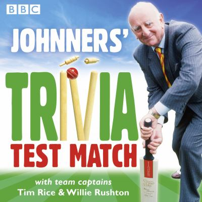 Brian Johnston - Johnners: Trivia Test Match 9781408467299