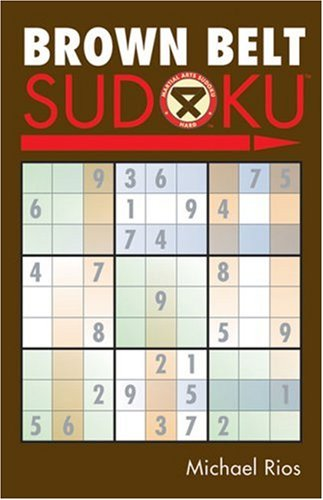 Brown Belt Sudoku 9781402735974