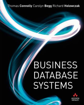 Business Database Systems 9781405874373