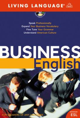 Business English 9781400020867