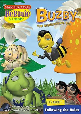 Buzby, the Misbehaving Bee 9781400304837