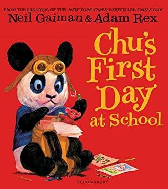 CHU GOES TO SCHOOL