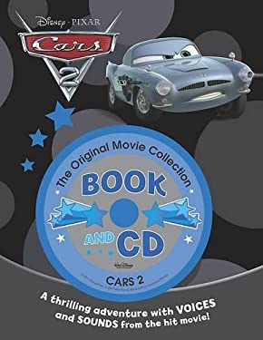 Cars 2 the Movie (Disney Book & CD) 9781407595849