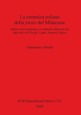 Ceramica Eoliana Della Facies del Milazzese Bar Is1767