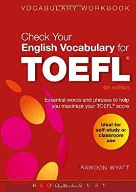 Check Your English Vocabulary for TOEFL: All You Need to Pass Your Exams 9781408153925