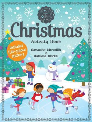 Christmas Activity Book 9781407134840