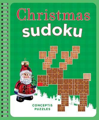 Christmas Sudoku 9781402774980