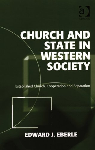 Church and State in Western Society: Established Church, Cooperation, and Separation