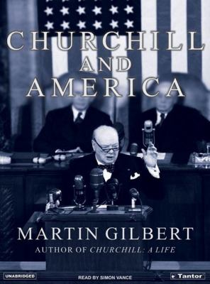 Churchill and America 9781400151936