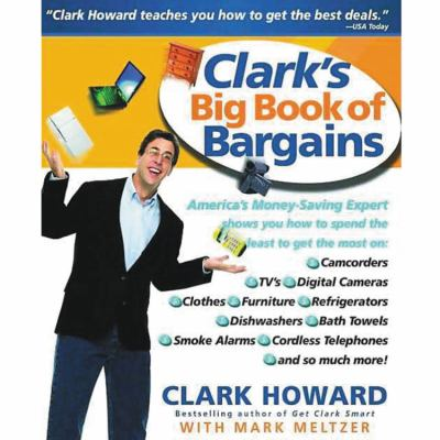 Clark's Big Book of Bargains 9781401397418