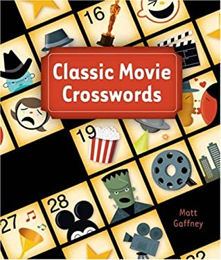 Classic Movie Crosswords 9781402725401