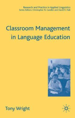 Classroom Management in Language Education 9781403940896