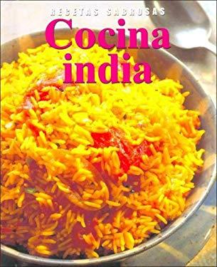 Cocina India 9781405425568