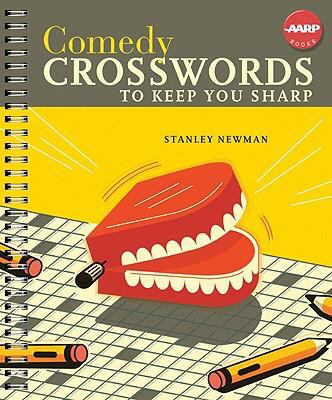 Comedy Crosswords to Keep You Sharp 9781402763748